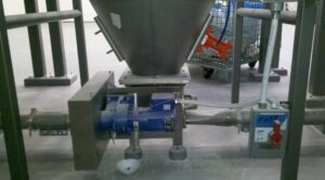 Dust Control for Powder Handling