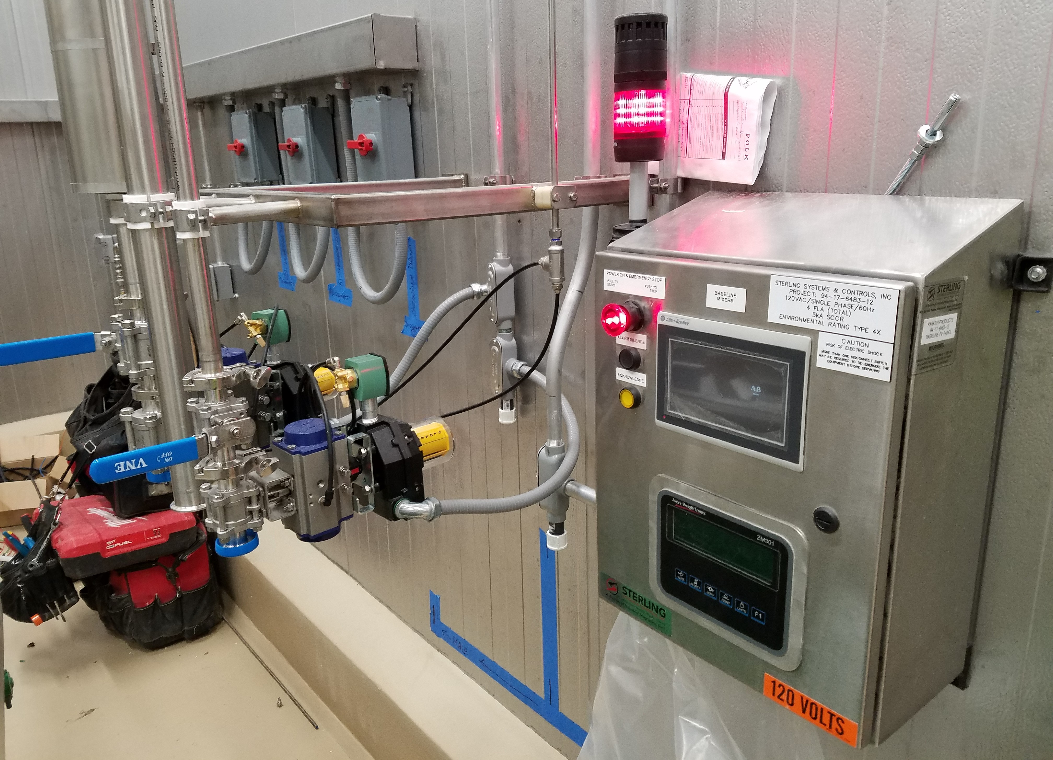 Process Controls for