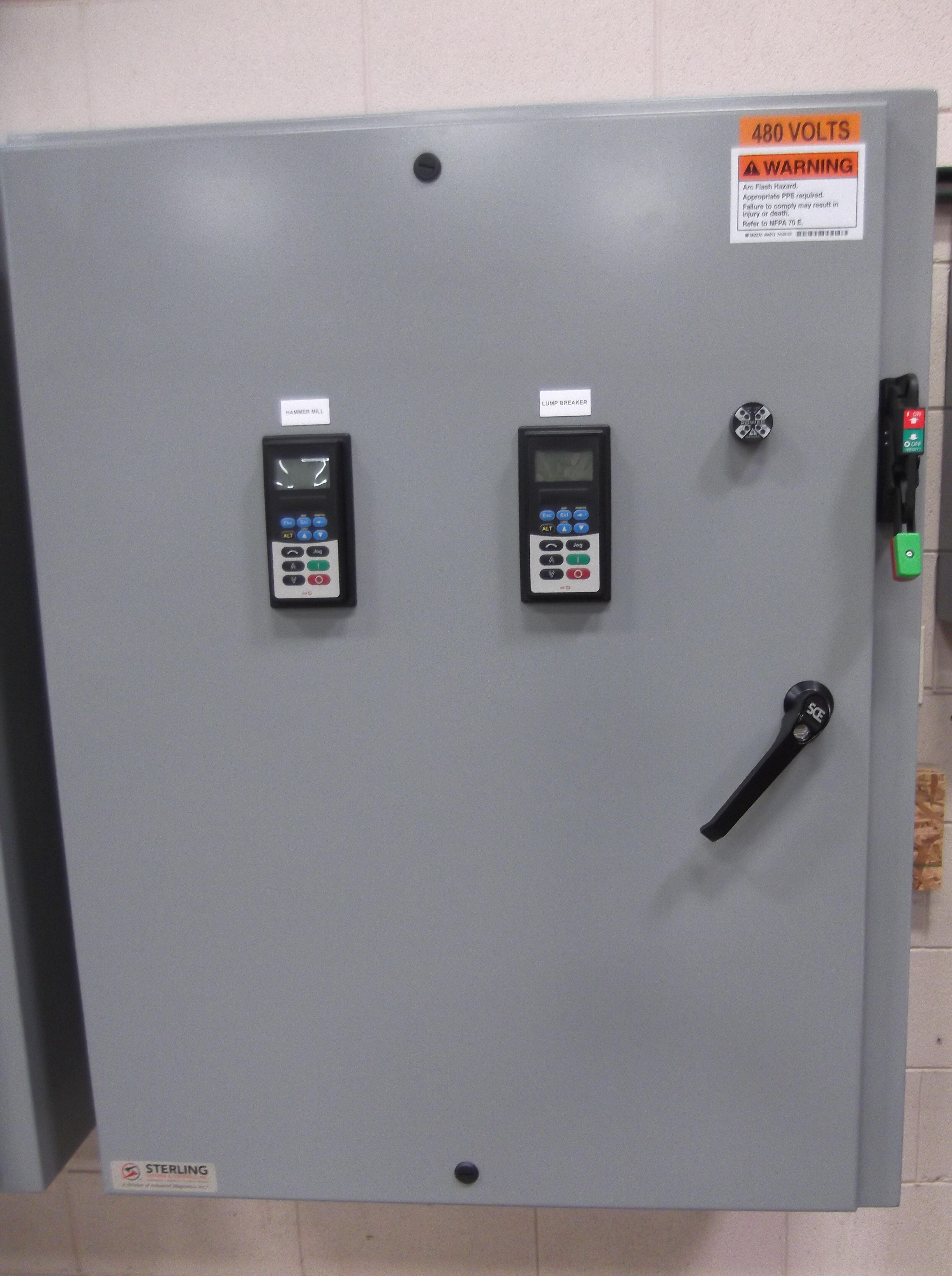 VDF Control Panels